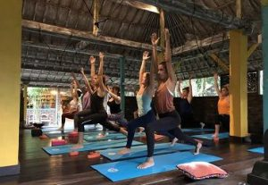 Two Weeks Yoga Retreat